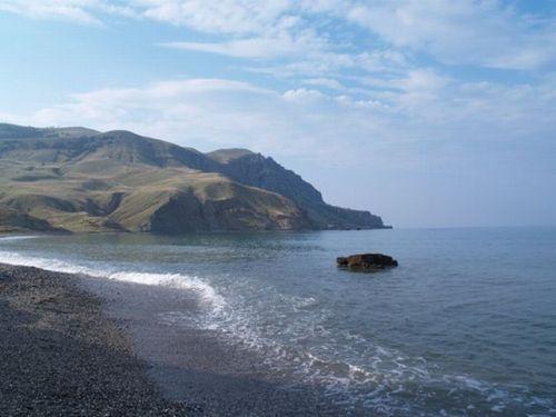 Живописные места на Черном море в долине Капсель, где расположен отель
